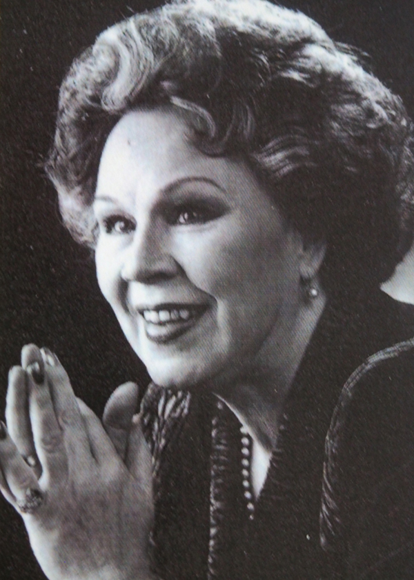 The legend of the songs - soprano Taru Valjakka