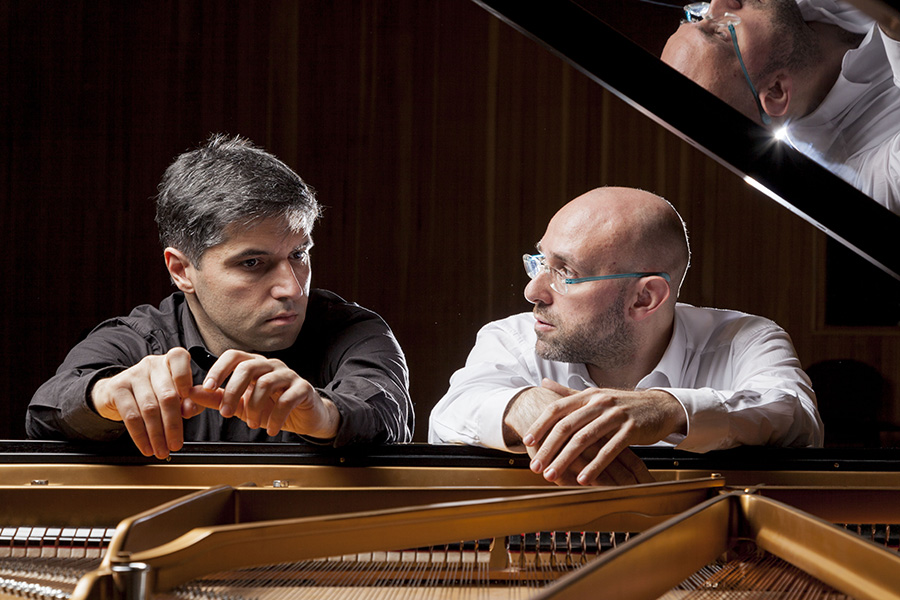 Schiavo-Marchegiani Piano Duo