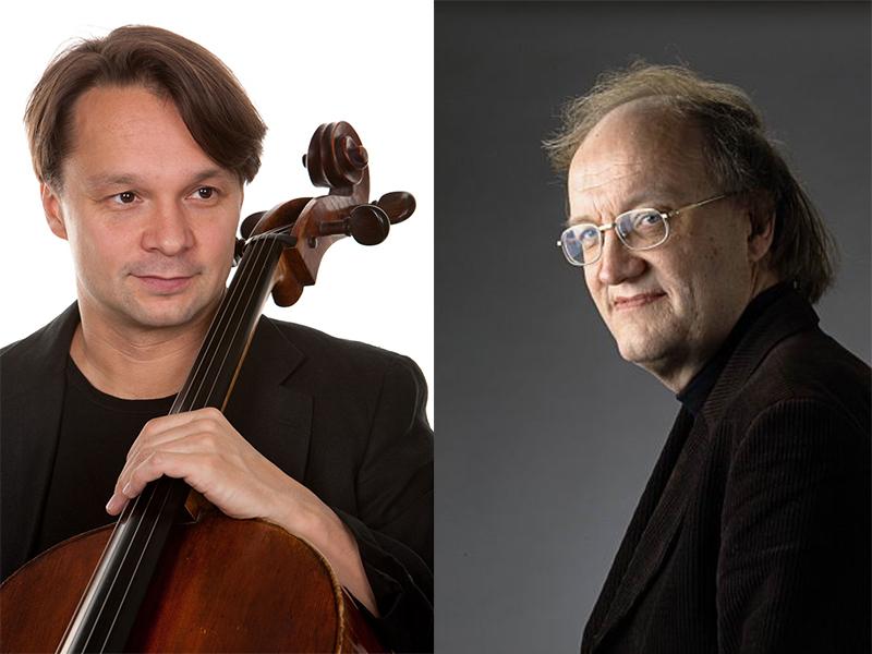 Marko Ylönen, sello - Risto Lauriala, piano