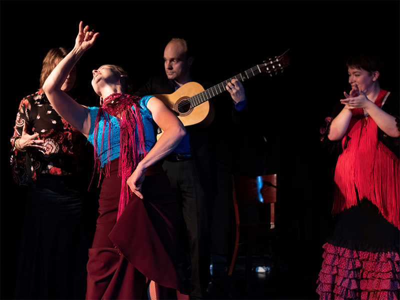 Camino Flamenco